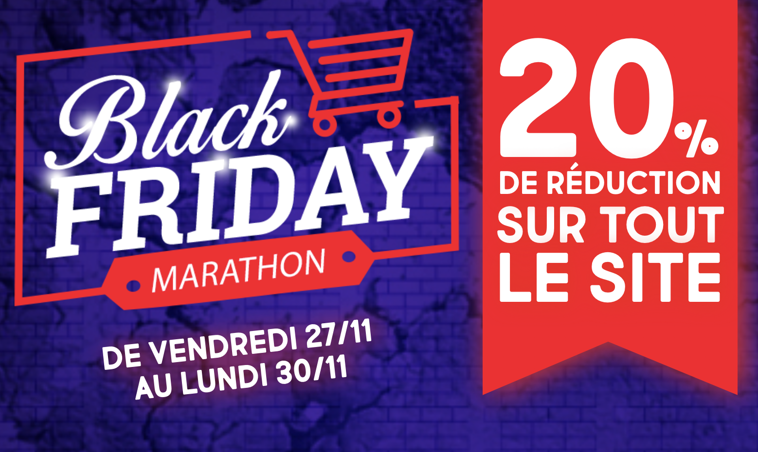 Black Friday Marathon