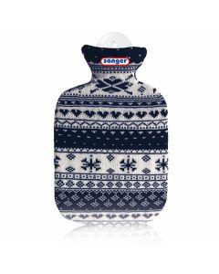 Warmwaterkruik-noorwegen-hip-kerst-print
