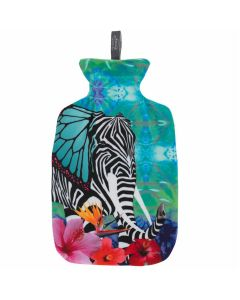 Warmwaterkruik-Fashy-2L-hoes-olifant-voorkant