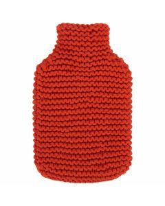 Fashy-warmwaterkruik-gebreide-hoes-rood-warmte-kruik