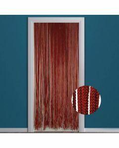 deurgordijn-touw-draadgordijn-rood-vliegen