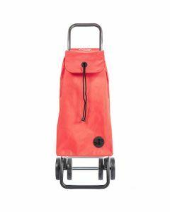 rolser-chariot-de-course-rouge-corail-4-roues