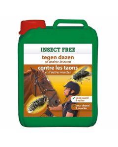 Insect-free-middel-tegen-dazen-voor-paarden