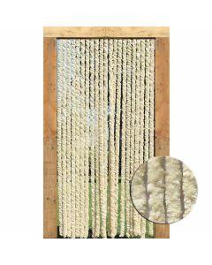 kattenstaart-vliegengordijn-deur