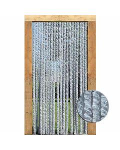 vliegengordijn-kattenstaart-grijs