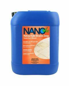 Nano-bruine-zeep-kopen-20-liter-vloer-reinigen-natuurlijk-vloeibaar-grote-oppervlakken
