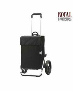 Andersen-boodschappenwagen-Royal-Shopper-hera-zwart