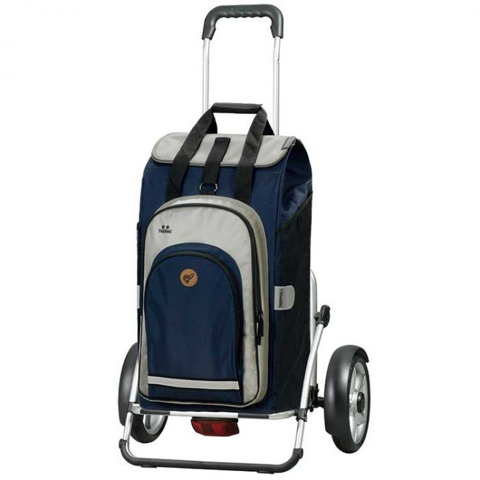 Andersen Royal Shopper Plus Hydro blauw