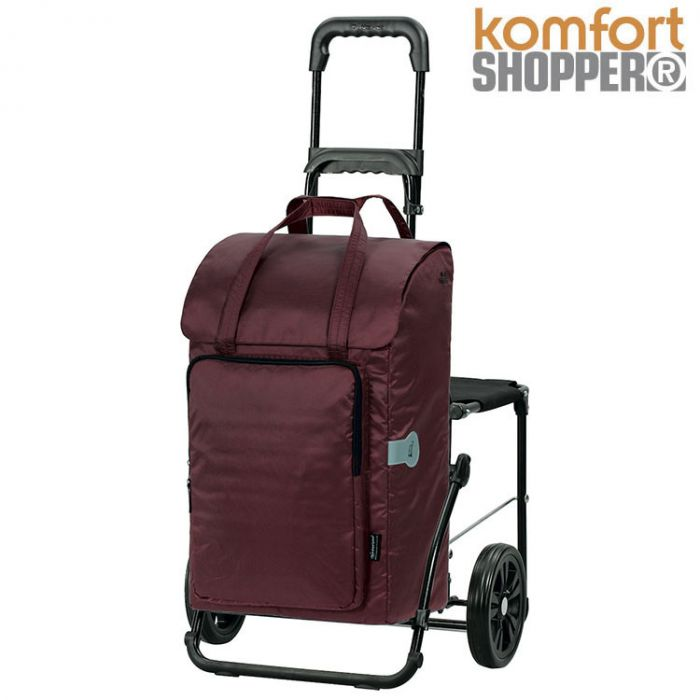 Andersen Komfort Shopper Nora bordeaux