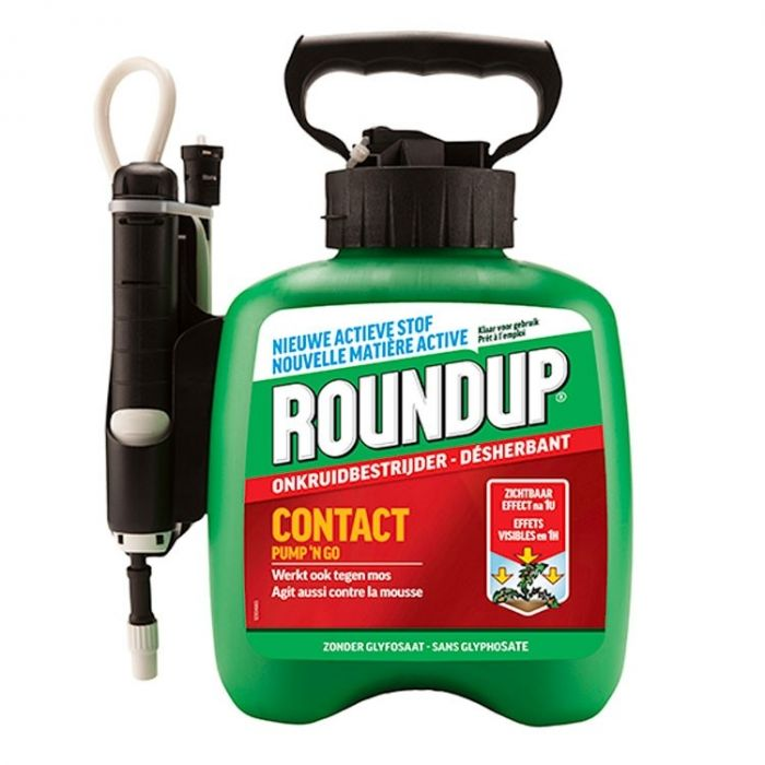 Roundup Contact, Pump 'N Go - 2,5 L