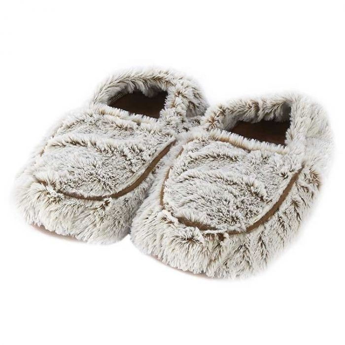 Warmies slippers Marshmallow - beige
