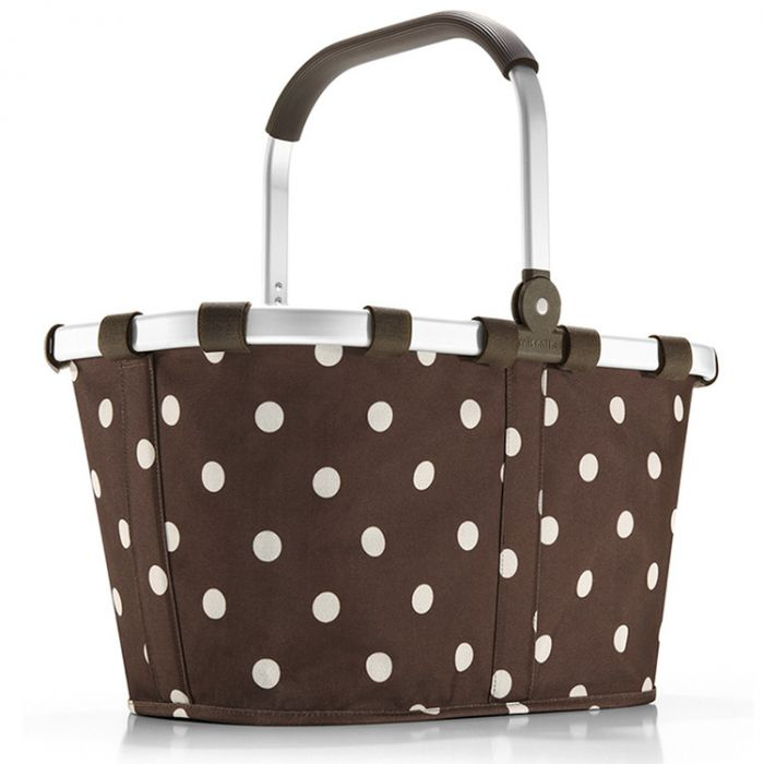 Reisenthel Carrybag mocha dots