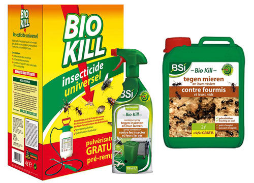 Bio Kill : le numéro 1 en insecticides !